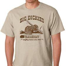 BIG DICKIES Taxidermy deer duck fishing hunting beaver gift T SHIRT