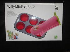 WILLY MIA FRED (WMF) PRINCESS BAKING SET (SET 2) - NEW