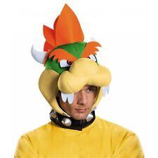 Mario Brothers Headpiece Costume Accessory Adult Mario Brothers Halloween