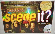 Mattel ©2007 Scene It? Pirates of the Caribbean Game