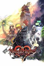 RGC Huge Poster - Kingdom Hearts 358/2 Days Nintendo DS - KTH002