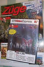 DVD ER Video Express n° réf. 97 Chemins de fer Romance neuf emballage scellé µ