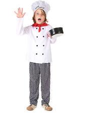 Déguisement chef cuisinier garçon Cod.221914