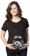 Maternity Ultrasound Pizza Funny T shirt Cheap Pregnancy Shirts Cool Novelty