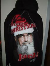DUCK DYNASTY COMMANDER MERRY CHRISTMAS JACK HOODIE NEW