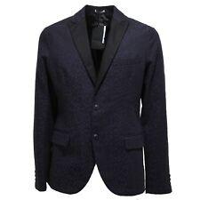 7599L giacca uomo blu CYCLE giacche jackets coats men