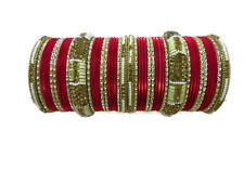 Indian Bangles Bollywood Colorful Bracelet Wedding Women Cute Fashion Jewelry