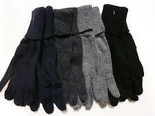 Strick-Finger-Handschuhe Men's Gloves 88052