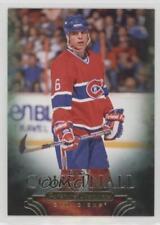 2011-12 Upper Deck Parkhurst Champions 82 Russ Courtnall Montreal Canadiens Card