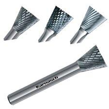 Frässtift Winkel Hartmetall HM WKN Winkelfrässtift Winkelform HP2-4  Ø=3-20mm