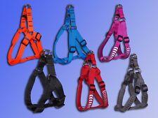 Dog Harness Nylon Fabric, Chest Harness, Dog Reflector Safety Harness