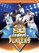 MLB: New York Mets - 50 Greatest Players (DVD, 2012)