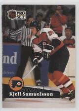 1991-92 Pro Set French #182 Mark Howe Philadelphia Flyers Hockey Card