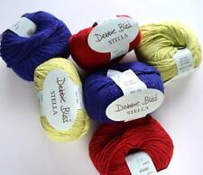 Debbie Bliss Stella Silk-Cotton 50g Yarn (4 - Medium/Worsted)