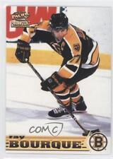 1998-99 Pacific Paramount #10 Ray Bourque Boston Bruins Hockey Card