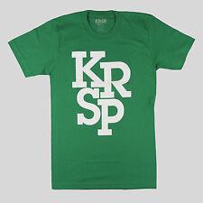 KRSP stack T-SHIRT - VERDE-TG-S, M, L & XL URBAN STREETWEAR FASHION