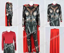 Thor The Dark World Cosplay Thor Odinson Costume Full Set High Quality Halloween