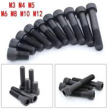 10pcs M3/M4/M5/M6/M8 12.9Grade Alloy Steel Allen Hex Socket Cap Head Screw Bolt