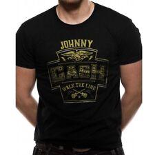 Johnny Cash T-Shirt - Walk The Line