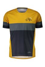 Maloja Multi Camiseta deportiva Camisa Funcional Amarillo reifingm. polygiene