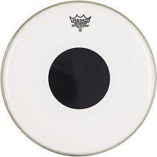 Remo controlado sonido claro punto negro CS-03 parches, Muchos Tamaños Disponibles