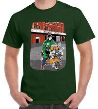 Wigan Casino Scooter Para Hombre Camiseta-Mod Soul del norte mantener la fé