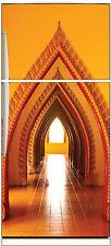Aufkleber kühlschrank haushaltsgeräte dekor küche Gewölbe ref 593