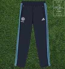 Chelsea Track Pants - Genuine Adidas Chelsea Training Wear - Boys - 7-8 Years