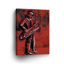 Modern Oil Painting on Canvas Print Wall Decor Art Framed %100 Handmade OPV19