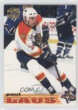 1998-99 Pacific Paramount #98 Paul Laus Florida Panthers Hockey Card