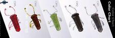 10 leurre souple flottant insecte INSEKT XTS 40mm 1,45g pêche surface chevesne