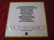 LP Brasil PAULA RIBAS Fados Brasileros