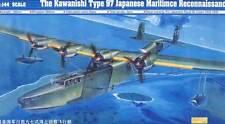 Trumpeter - Kawanishi Type 97 H6K H6K5/4/2/23 Modell-Bausatz - 1:144 NEU OVP kit