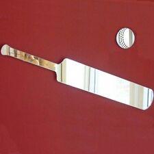 Cricket Bat Acrylic Mirror (Several Sizes Available)