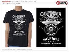 Motorhead Kush Marijuana Cigarettes Californias Finest T Tee Shirt MHD10148
