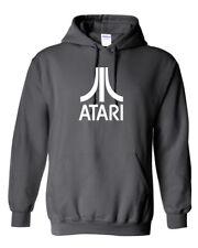 Atari HOODIE - S to 5XL - Classic Retro Gaming