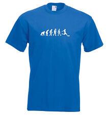 Mens evolution t shirt ape to man evolution t shirt football evolution t shirt