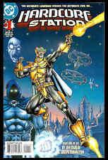Hardcore stazione US DC Comics vol.1 # 1/'98