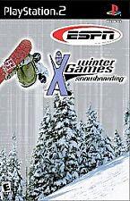 PlayStation2 : ESPN Winter X-Games: Snowboarding VideoGames