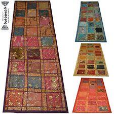 Tisch-läufer-decke Wandbehang chemin de table ethno indien inde goa table-runner