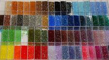 Kristallperlen Doppelkegel Bicone von PRECIOSA 4 mm 20x * BACATUS