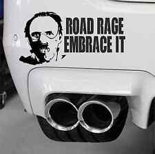 Hannibal Lecter funny Decal Sticker Window Bumper Road Rage Deterrent