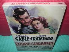 EXTRAÑO CARGAMENTO - CLARK GABLE - JOAN CR - PRECINTADA