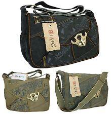 Luxus Damentasche Schultasche Collegetasche Arbeitstasche Stofftasche NEU !!!