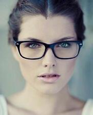 Sexy Geek Hot Teacher Naughty Demi Fashion Eyeglasses Clear Lens Glasses Frames