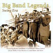 Various Artists - Big Band Legends (Swing Era) (CD 2006