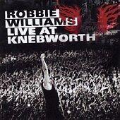 Robbie Williams - Live At Knebworth CD ALBUM