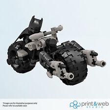 Lego Batman Wall Decal Sticker Dormitorio Vinilo Niños Bat Pod
