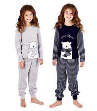 Dreamworks Trolls Bambine e ragazzes Pigiama Invernale in Pile Polare