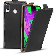 Flip Case Samsung Galaxy A20e Hülle Handy Tasche Klapphülle Schutz Hülle Cover